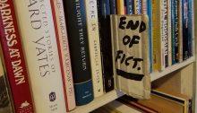 O fim da ficção (e o começo do teatro)